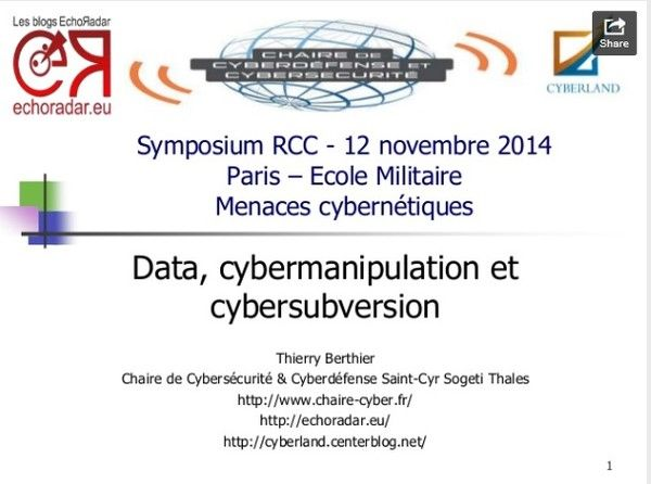 Data et cybermanipulation