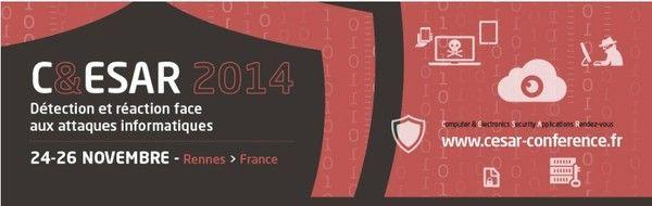 CESAR 2014 - Détection et réaction face aux attaques