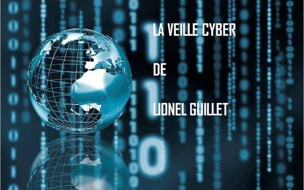 Veille Cyber de Lionel Guillet - Présentation